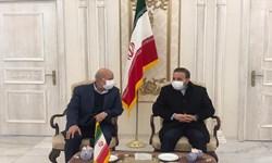 سفر رئیسدفتر رئیسجمهور به اصفهان