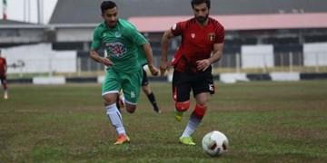 وداع زودهنگام چوکا تالش از جام حذفی