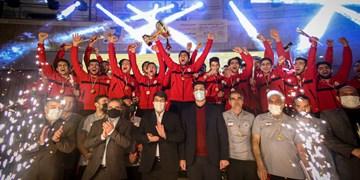 مسابقات بینالمللی  هندبال نوجوانان با قهرمانی ایران به پایان رسید
