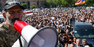 ناتو به درخواست ارتش ارمنستان برای کناره گیری پاشینیان از قدرت واکنش نشان داد