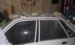 انفجار گاز شهری منزل مسکونی در منطقه زرگان سه مصدوم بر جای گذاشت