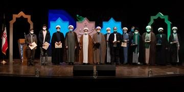 تقدیر از طلاب برجسته جهادی تهران