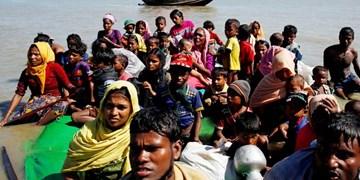 نجات قایق حامل پناهجویان روهینگیا در آبهای هند/ هشت نفر غرق شدند