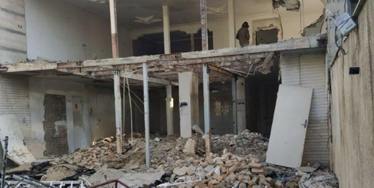 انفجار گاز باعث تخریب دو ساختمان در پاکدشت شد/4 تن نجات یافتند