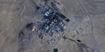 موشکهای نقطهزن حزبالله، صهیونیستها را مجبور به تغییرات در نیروگاه «دیمونا» کرد