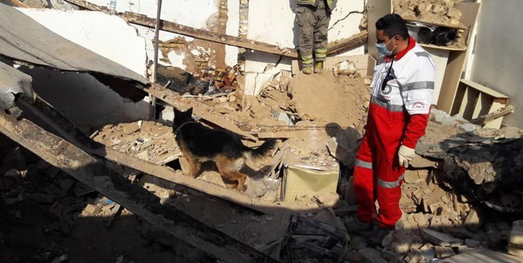 مرگ  دو کارگر در اثر ریزش آوار در بندرماهشهر