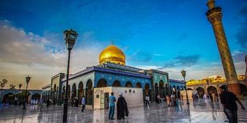 آواز روحانی جهادی برای شهدای مدافع حرم در مرقد حضرت زینب(س)+فیلم