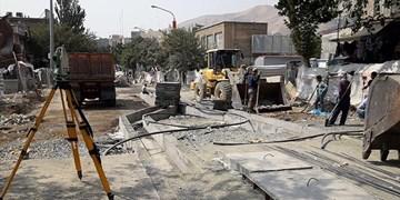 فارس من| دلیل تعطیلی پروژه جنب پارک نبوت اختلاف بین مالکان و شهرداری است