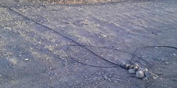 روایت محرومیت فارسمن| مشکلات اهالی جونآباد سیستانوبلوچستان؛ کابلهای تلفن ثابت را دریابید