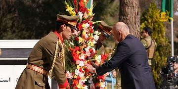 اشرف غنی: جامعه جهانی  افغانستان را از صلح محروم کرده است