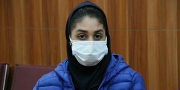 غزل سلطانی: تمام تلاش خود را برای کسب سهمیه المپیک بهکار میگیرم