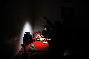 جولان کرونا در تاریکی شهر