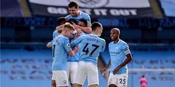 هفته بیست و هشتم لیگ انگلیس| پیروزی قاطع سیتی مقابل فولام