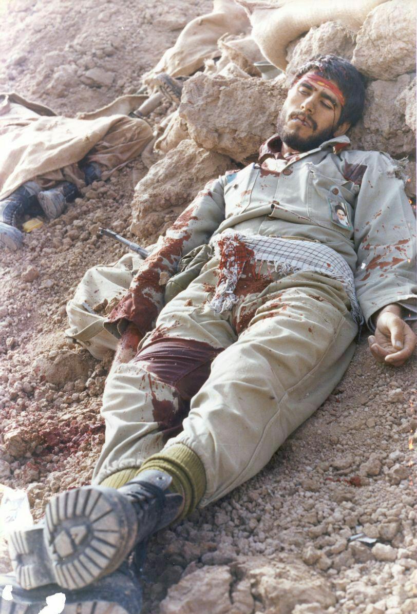 آ دریافتی // تأثیرگذارترین عکس جنگ چگونه تهیه شد؟