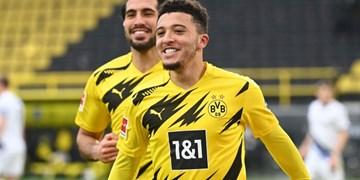جام حذفی آلمان| صعود دورتموند با غلبه بر گلادباخ