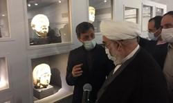 افتتاح موزه هنر ایران و مجتمع فرهنگی-موزهای سردار آسمانی