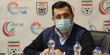 خاکزاد: قرارداد بازیکنان ماشینسازی صبح امروز ثبت شده بود/چرا پاشازاده از وضعیت تیمش خبر ندارد