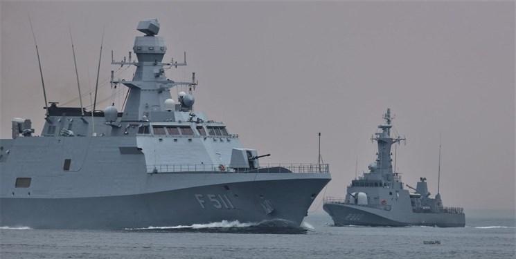 آغاز رزمایش بزرگ دریایی ترکیه در مدیترانه