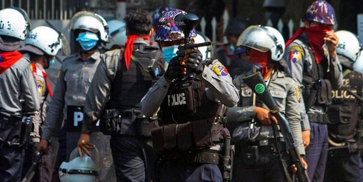 روز خونین میانمار با کشته شدن 18 معترض