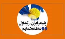 پلیمر ایران رتبه اول منطقه