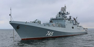 ورود کشتی جنگی «آدمیرال گریگروویچ» روسیه به سودان