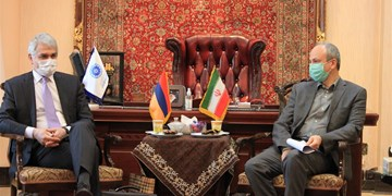 احداث کارخانه لیفتراک و تولید برق از گاز توسط ایران در ارمنستان/ صادرات ۶۴۰۰ کالا از ارمنستان به اروپا با مالیات صفر