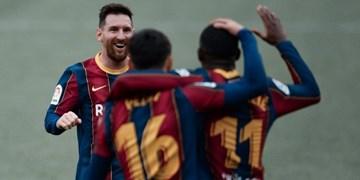 ال کلاسیکو  ترکیب رئال مادرید و بارسلونا اعلام شد