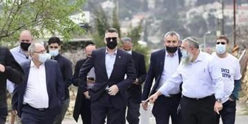 رقیب نتانیاهو: فلسطینیها نباید کنترل منطقه «ج» کرانه باختری را بهدست بگیرند