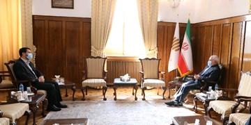 رایزنی مرزی استاندار خراسانجنوبی با وزیر امور خارجه