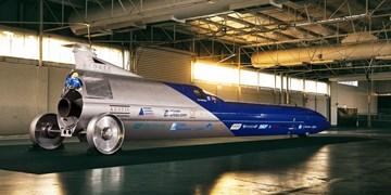 عرضه پرسرعتترین خودروی جهان با سرعت ۱۶۰۰ کیلومتر در ساعت