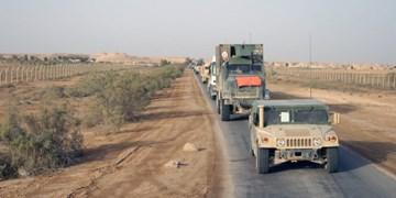 سه کاروان آمریکا در عراق هدف حمله قرار گرفت