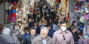 کرونا در کمین خریداران نوروزی/ دکتر مردانی: زدن ماسک از «خانه تا خانه» جدی است