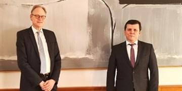 توسعه روابط محور دیدار مقامات تاجیک و آلمان در «برلین»