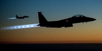 3 هدف اصلی آمریکا از بمباران مواضع الحشد الشعبی  نزدیک مرز سوریه