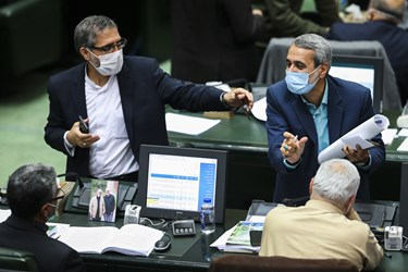 نمایندگان مردم در جلسه علنی مجلس | 12 اسفند ۹۹