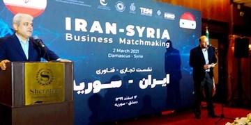 نشست تجاری و فناوری ایران در سوریه برگزار شد؛ ستاری: ایران محدودیتی برای تبادل تجاری و فناوری با سوریه ندارد