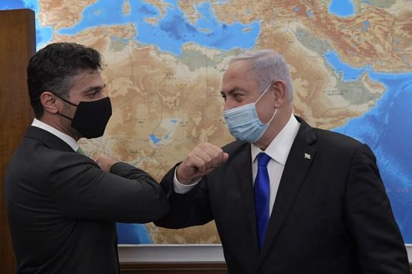 نتانیاهو در دیدار سفیر امارات: چهره خاورمیانه را تغییر میدهیم | خبرگزاری  فارس