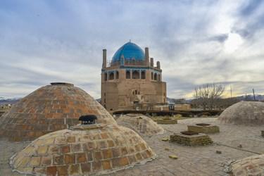 گنبد سلطانیه در سال 1310 در زمره آثار ملی و در 24 تیر 1384 به عنوان هفتمین اثر ماندگار ایرانی در فهرست جهانی یونسکو ثبت گردیده است.