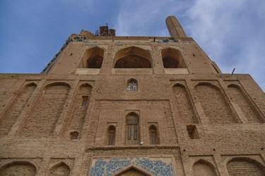 گنبد سلطانیه، بزرگترین گنبد خشتی جهان
