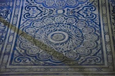 تزئینات داخلی بنای گنبد سلطانیه