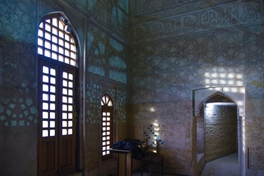 اولین طبقه گنبد سلطانیه