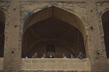 گنبد سلطانیه و پر گردشگرترین مجموعه تاریخی زنجان