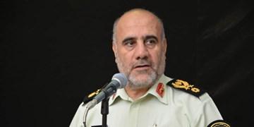 برقراری ۳۷۴۰ تماس با پلیس ۱۱۰/ اعلام ۷۵ فقره آتش سوزی در پایتخت