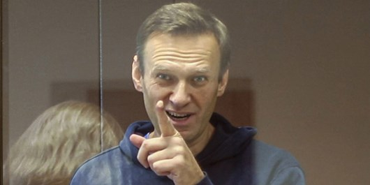 روسیه «شبکه ناوالنی» را به لیست گروههای افراطگرا اضافه کرد