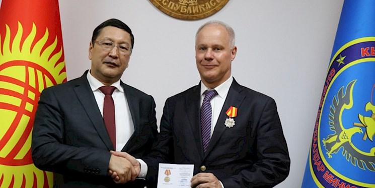 سازمان امنیت و همکاری اروپا تجهیزات رایانهای به قرقیزستان اهدا کرد