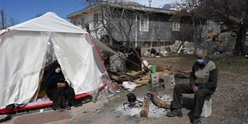388 منزل مسکونی در زلزله سمیرم به صورت کامل تخریب شدند
