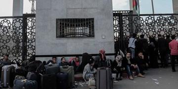 درخواست رژیم صهیونیستی از قاهره برای تشدید نظارت بر گذرگاه رفح