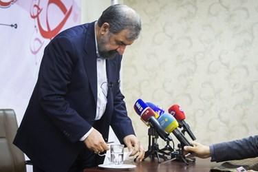 پایان نشست خبری محسن رضایی دبیر مجمع تشخیص مصلحت نظام