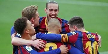 چرا بازی امشب بارسلونا مهمترین مسابقه فصل آنهاست؟