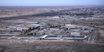 گزارشهایی از حمله راکتی به پایگاه عینالاسد